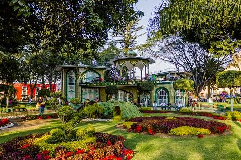 Atlixco pueblo m gico viajes turismo en puebla m xico for Viveros de plantas en atlixco
