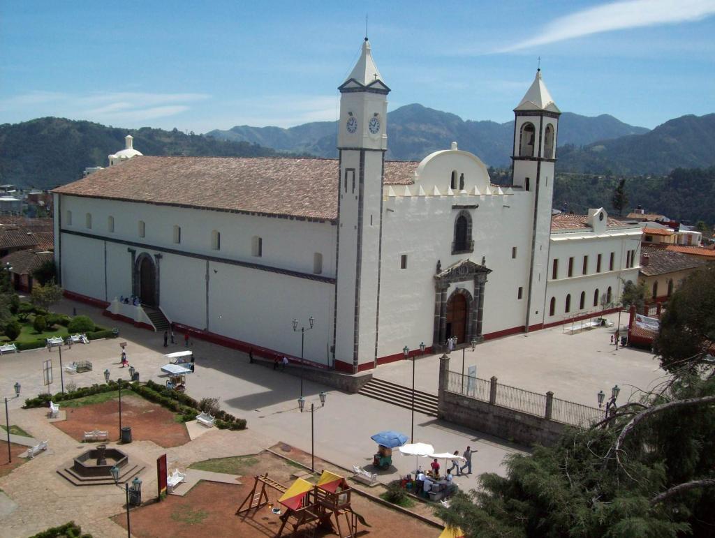 Ex Convento Franciscano de Zacatlán.