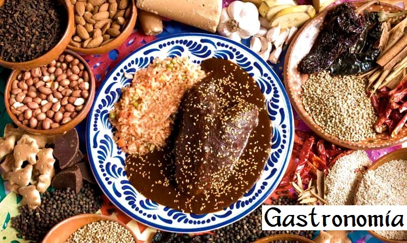 Gastronom a puebla gu a de viaje turismo coraz n de for Caracteristicas de la gastronomia francesa