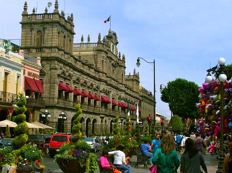 Historia De Puebla Corazon De Puebla