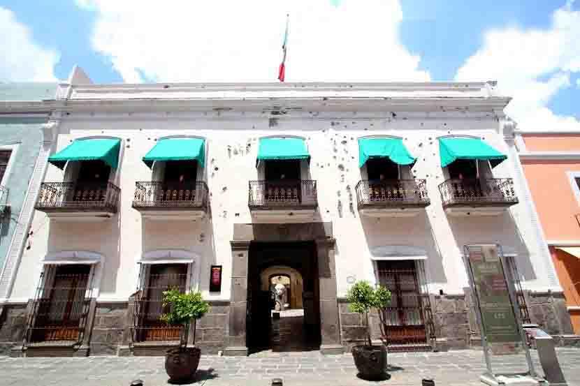 Museo De.Casa De Los Hermanos Serdan Museo De La Revolucion Mexicana