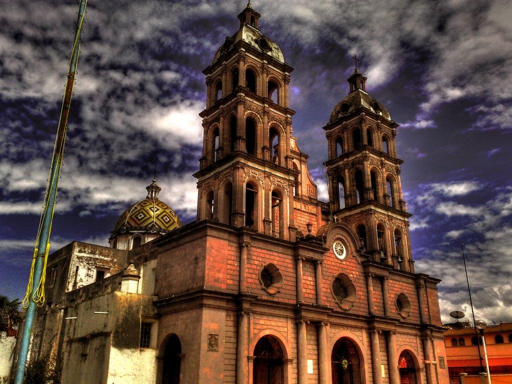 La catedral de Teziutlán no siempre fue como hoy la conocemos.