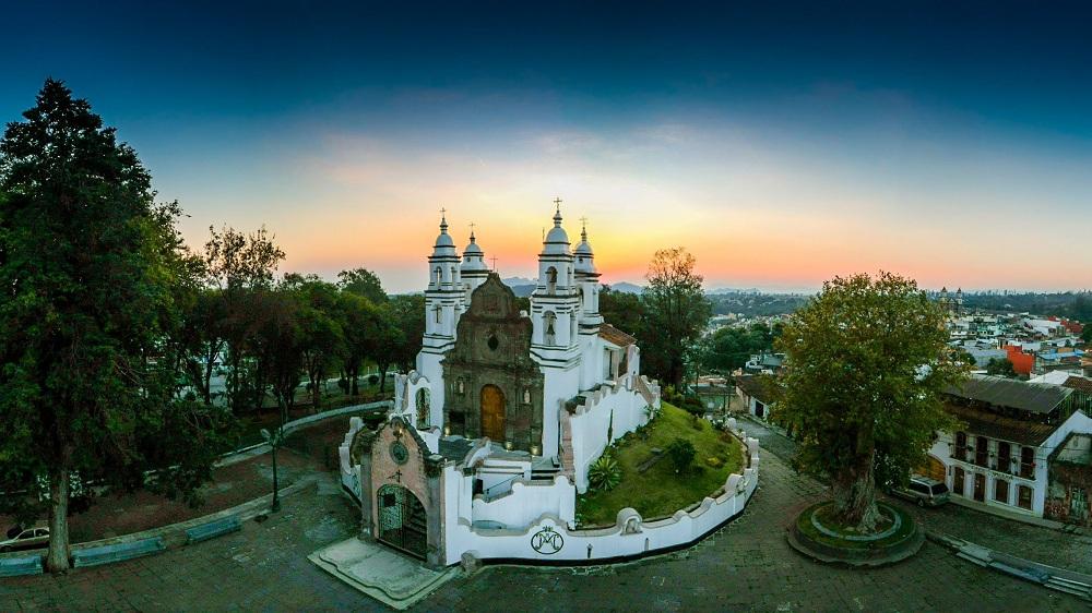 Santuario de Nuestra Señora del Carmen, Teziutlán