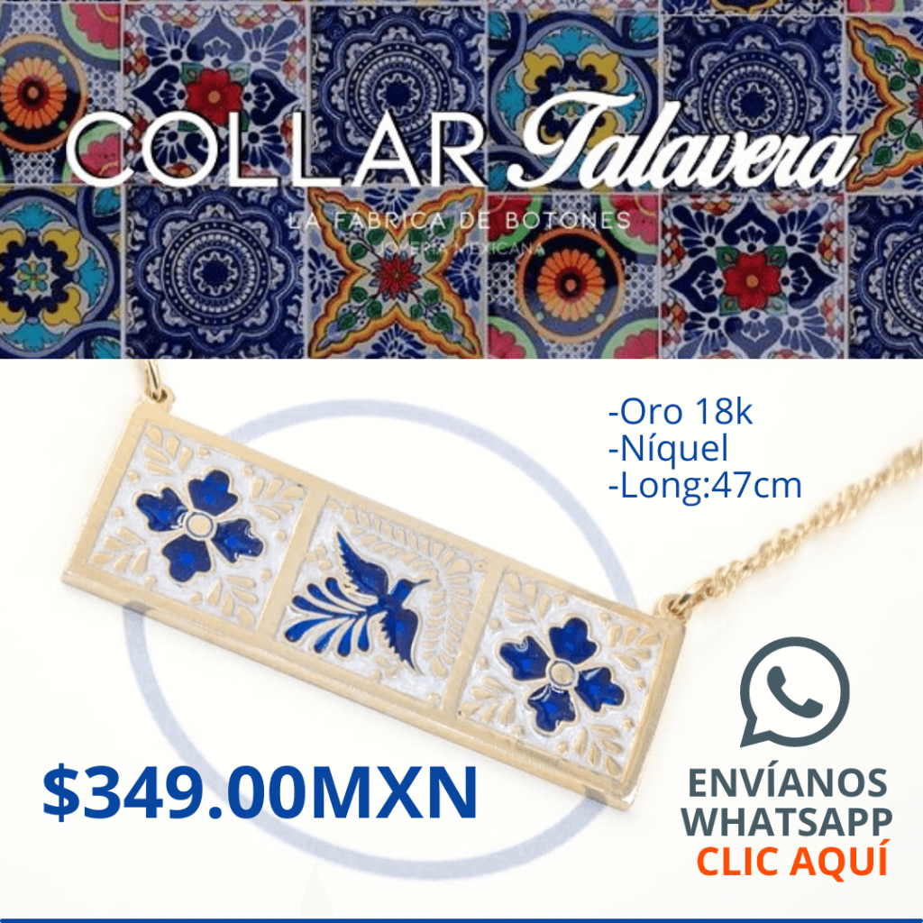 La imagen tiene un atributo ALT vacío; su nombre de archivo es collar-talavera-la-fabrica-de-botones-joyeria-mexicana-1024x1024.png